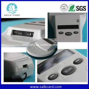 High Quality Handheld Animal Microchip RFID UHF Reader pictures & photos