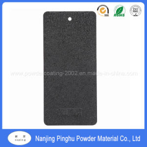 Low Price Black Crocodile Effect Spraying Powder Coating pictures & photos