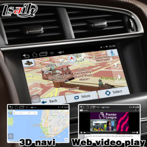 Android GPS Navigation for Citroen C4 C5 C4 Cactus Smeg+ Mrn System Video Interface Upgrade Touch Navigation WiFi Bt Mirrorlink HD 1080P Google Map Play Store pictures & photos