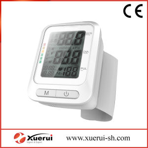 Automatic Digital Wrist Blood Pressure Monitor with Cuff pictures & photos