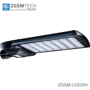 Motion Sensor UL Dlc Approved 230W Outdoor Light Fixtures for Street pictures & photos