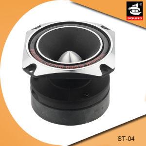 1 Inch Titanum Car Speaker Die Cast Aluminium Frame Tweeter St-04 pictures & photos