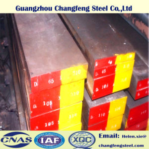 D2/1.2379 Cold Work Mould Steel Flat Bar pictures & photos