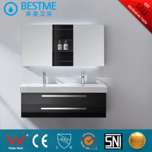 Bathroom furniture New Modern Double Basin by-X7112 pictures & photos