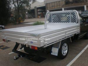 Extruded Aluminium Tray Body for Trucks