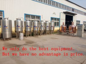 Beer Equipment 20bbl Stainless Commerical Beer Brewery Equipment/1000L Large Beer Brewery Equipment Beer Equipment pictures & photos