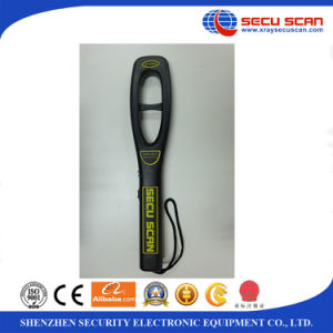 Hand Held Metal Detector AT-2009 anti-fall silver scanner pictures & photos