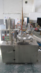 Soft Tube Filling Sealing Machine pictures & photos