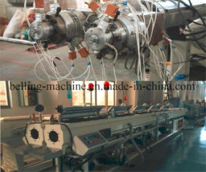 16mm 40mm 50mm 63mm PVC Double out Pipe Extruder pictures & photos