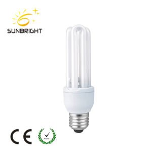 110-220V 2u 15W CFL Fluorescent Lamps 8000h pictures & photos