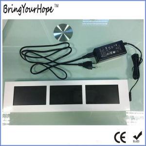 4.3 Inch Triple-Screen Shelf Edge Strip Ad Player (XH-DPF-0433) pictures & photos
