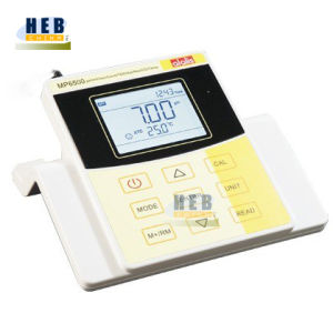 MP6500 pH/ Ion/ Conductivity/ Dissolved Oxygen Meter pictures & photos