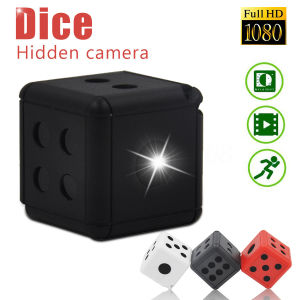 1080P HD Dice Hidden Mini Camera Microphone Hide Keychain Cam Security pictures & photos