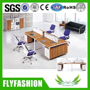 Wooden Modular Office Staff Workstation pictures & photos