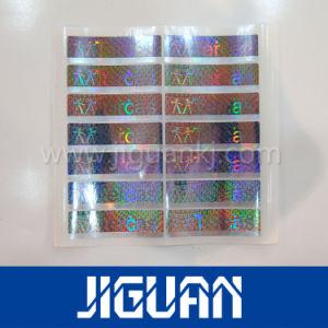 Pet Holographic 3D Laser Security Sticker pictures & photos
