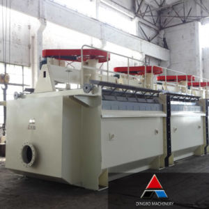 Gold Ore Flotation Machine for Sale, Gold Ore Flotation Machine pictures & photos