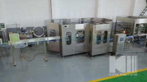 Plastic Bottle Carbonated Drinks Bottling Machine pictures & photos