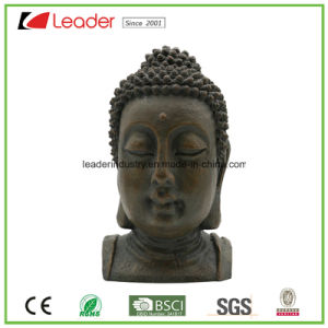 Large Buddha Standing with Lotus Garden Figurines for Home Decoration and Craft Gifts pictures & photos