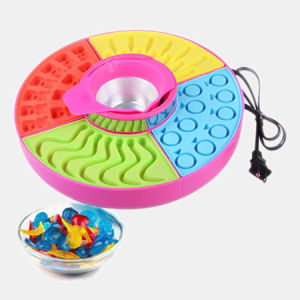 Electric Gummy Maker for Bear Soft Candy pictures & photos