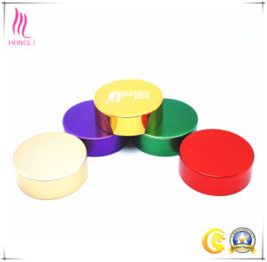 Stylish Packing Colourful Aluminum Caps pictures & photos