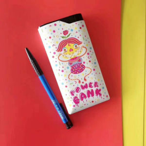 2017 New High Quality Polymer Battery 10000mAh Joy&Touch Cartoon Power Bank Cute Portable for Birthday or Christmas Gift pictures & photos