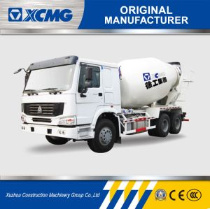 XCMG 9m3 Concrete Mixer Truck Price in China pictures & photos