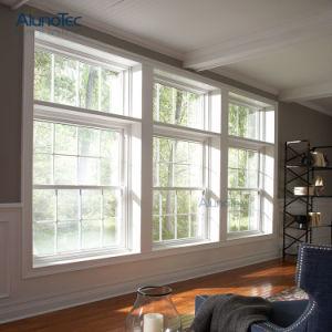 Aluminium Vertical Sliding Window pictures & photos