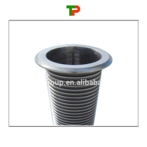 Wedge Wire Screen Filter Stainless Steel Pipes pictures & photos