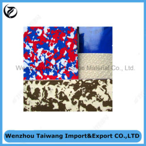 Good Quality Camouflage EVA Sheet Foam with SGS Certification pictures & photos