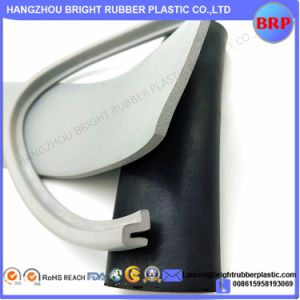 Silicone Rubber Extrusion Sheet Strip pictures & photos