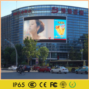 Outdoor Full Color Easy Installation LED Display for Screen Video pictures & photos