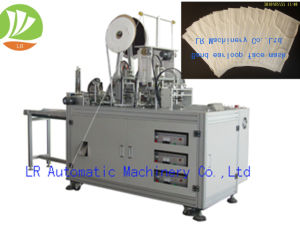 Ultrasonic Automatic Mask Inner Earloop Welding Machine pictures & photos