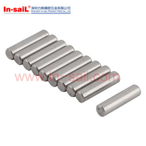 DIN1/ISO2339 Standard Stainless Steel Taper Dowel Pins pictures & photos