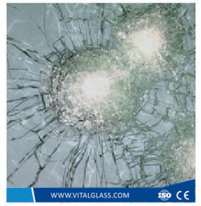 10.38mm Bullet Proof Tempered Laminated Glass/Clear Float Building Glass pictures & photos