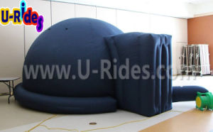 Projection inflatable sewing astronomy tent For Kid′s education pictures & photos