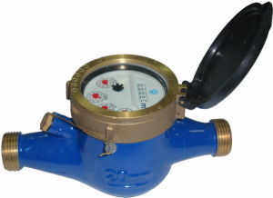 LXS-15E Multi-Jet Wet Type Vane Wheel Water Meter Class C