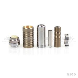 Gamucci The Electronic Cigarette K100 Mechanical Mod, E-Cig Mod
