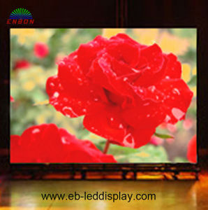 P6 HD Full Color Indoor LED Video Display with Novastar/Linsn Card pictures & photos
