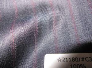 Worsted Wool Fabrics - 6