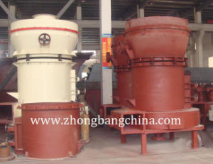 High Pressure Suspension Grinding Mill, Powder (HGM)