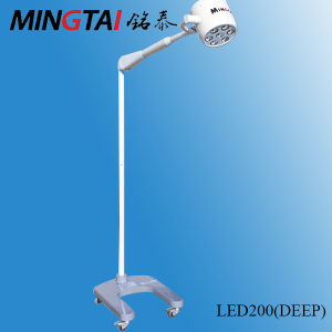 Movable LED200 Ent Surgical Lights for Deep Operation pictures & photos