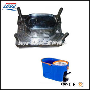 Taizhou Huangyan Plastic Injection Mop Bucket Mould