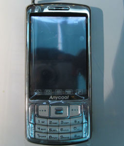 Mobile Phone (T808)