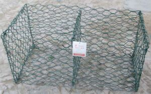 High Quality Galvanized with PVC Coated Gabion Wire Mesh pictures & photos