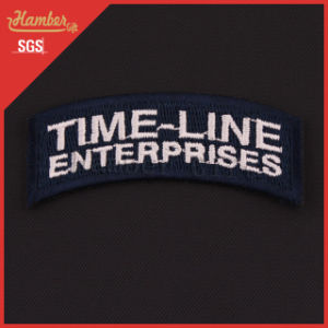 Time-Line Letter Patch