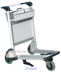 Logistic Trolley Use in Airport, Baggage Trolley for Airport (JT-SA01) pictures & photos
