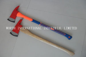 Fireman Axe with Wood Handle pictures & photos