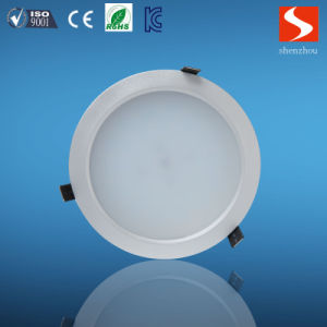 9W Slim Round LED Ceiling Panel Lights, Ceiling Light pictures & photos