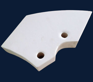 Technical Ceramics Alumina Ceramic Tile Wear Liners for Abrasion Resistance Linings pictures & photos
