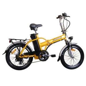 City Foldable Electric Bike with Battery (JB-TDN01Z) pictures & photos